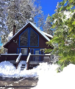 Tao cabin #2, Two Miles to Ski - Running Springs - Cabin