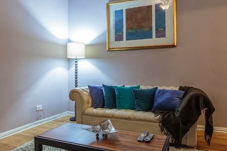 Gorgeous Apt, near McCormick Place - Chicago - Apartment
