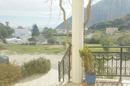 Apartment with view next to the sea - Κως