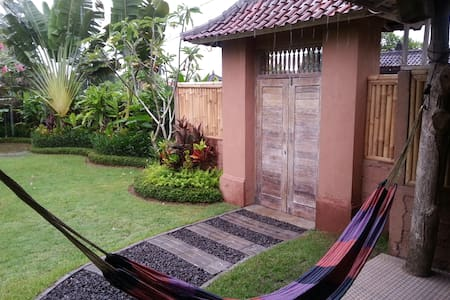 Beautiful house in walking distance to the Beach - Mengwi - House