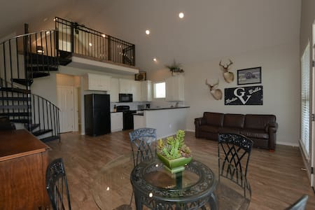 Green Valley Ranch House - College Station