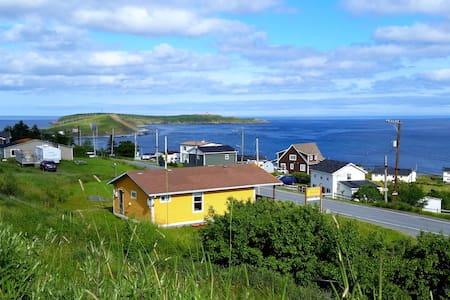 Ferryland Cottage - Blockhütte