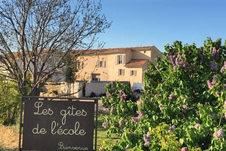 L'amandier, ferme en Provence - Moustiers-Sainte-Marie