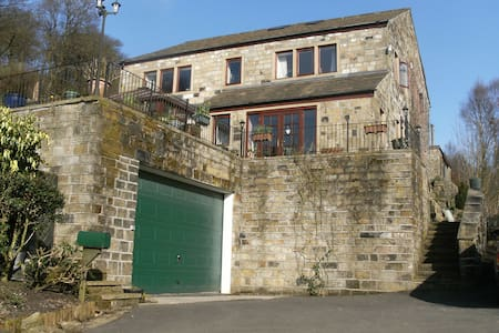 Turley Holes Bed and Breakfast - Cragg Vale - Bed & Breakfast