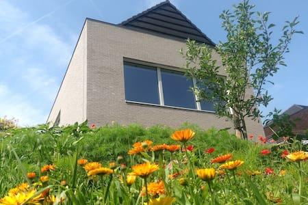 Ruime kamer in de Vlaamse Ardennen - Ház