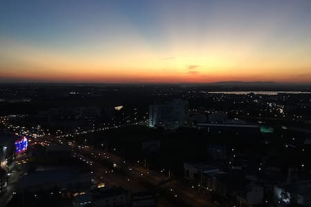 29th floor Condominium at The Base - Khon Kaen