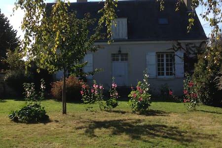 Le Chaillou - Lussault-sur-Loire - Haus