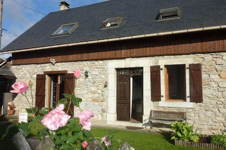 Maison de Charme tout confort dans les Pyrénées - Avezac-Prat-Lahitte - Hus