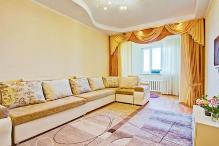 Comfortable 2BR in center of city - Bishkek - Apartemen
