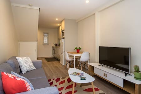 Trendy appartment in central city - Christchurch - Pis