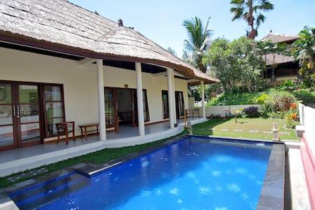 Medewi Bay Retreat - 2 Bedroom Villa Private Pool - Vila