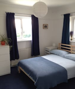 Bright Double Room on the edge of Gower - House