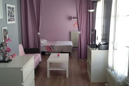 Studio au cœur de FONTAINEBLEAU - Fontainebleau - Flat