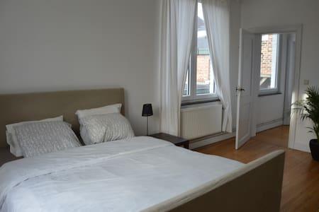 Chambre dans maison de charme, à côté de la gare - Liège