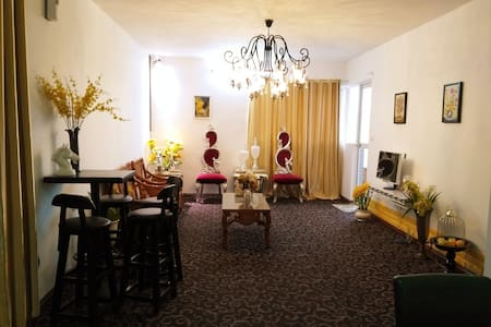 柳州长风雅筑欧式奢美大床双人单间公寓 - Liuzhou - 公寓