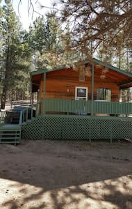 Bigfoot Trail Cabin - Cabaña