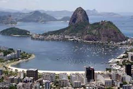 Um apartamento tranquilo no coração de Botafogo. - Rio de Janeiro - Appartamento