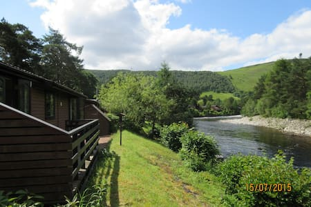 Otter Lodge Blair Atholl - Bridge of Tilt