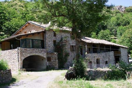 La ferme du Chey - Mayres - Huis