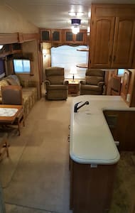 Country living close to town - Anacortes - Camper/RV