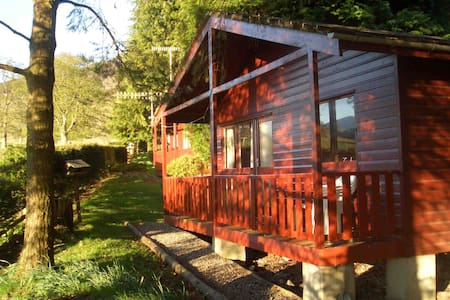 Holiday Lodges @ Old Faskally, Birnam Lodge - Killiecrankie