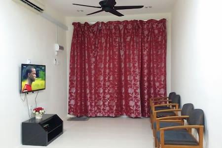 Homestay Fayyadhah Kuantan City 3 rooms, Aircond - 关丹