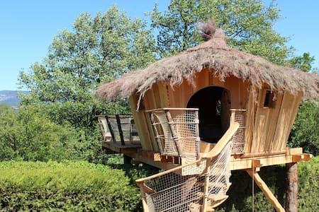 La Cabane aux Oiseaux - L'Isle-sur-la-Sorgue - Chalet