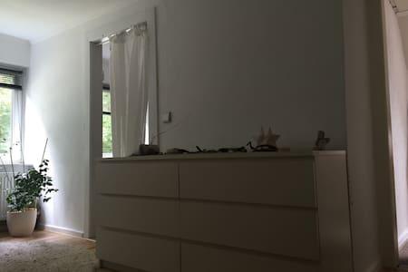 Tolles Zimmer mit Waldblick - Oda + Kahvaltı