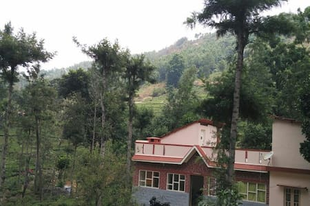Naturestay in Nilgiris - Vanamaala farms, Kotagiri - Kotagiri - Casa