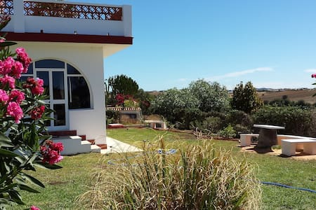 Hacienda EL MAYORAZGO - Conil de la Frontera - Casa de campo