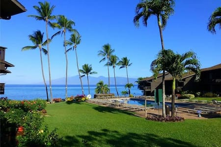 Ocean View - Mahina Surf 121 (One Bedroom One Bath Oceanfront) - Wohnung
