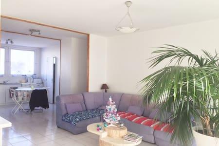 Bel appartement situé en périphérie lyonnaise - Pierre-Bénite - Byt