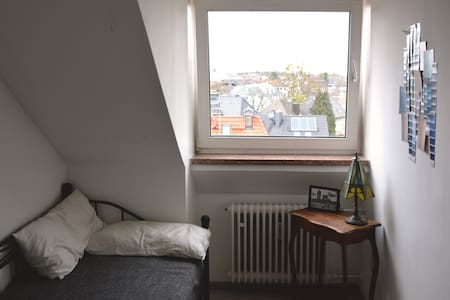 Cosy Room in Rooftop 2-Person Appartment - Appartement