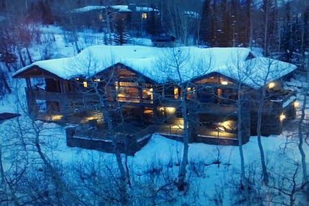 Casa PG - 斯諾馬斯村(Snowmass Village) - 獨棟