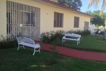 1 B/R in House in the center of Havana, Miramar - Dom