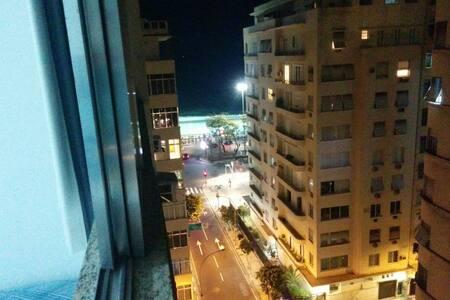 Quarto compartilhado em Copa / Shared room in Copa - Rio de Janeiro - Appartamento