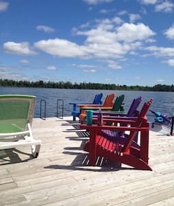 Shepard Lake - private lake paradise ! - Ev