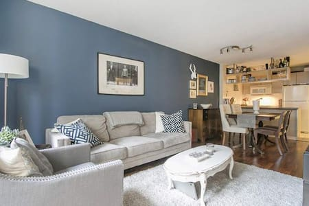 Location, location, LOCATION! - Vancouver - Appartement