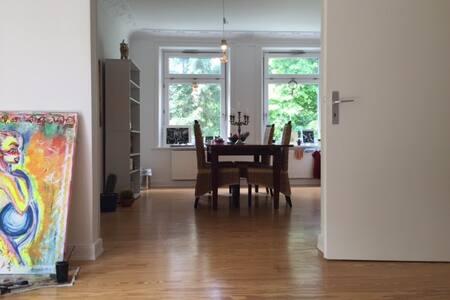 2 Zimmer Wohnung im Herzen Hamburgs, Eppendorf - Appartement