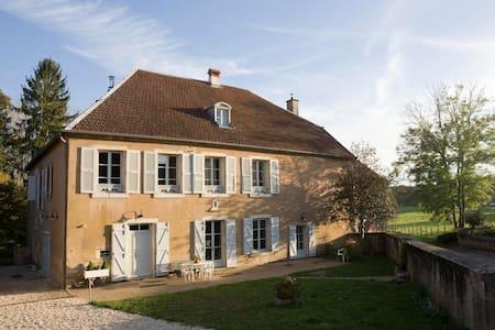 Passe-Heures /chambre Marie à Cenans, Hte Saône - Gästhus