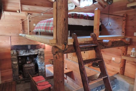 Watermill of our beautiful mountains - Modane