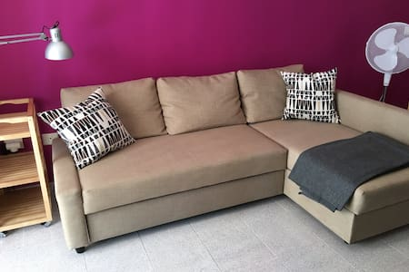 NEW Cute apartment -5min to LosCris - Appartement