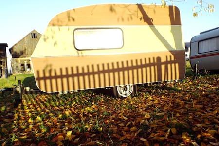 URLAUB im Wohnwagen auf Europas Campingplätzen! - Hartmannsdorf