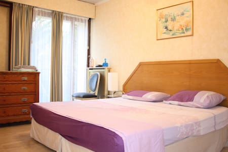Appartement 80m2 Cannes Palm Beach - Cannes - Appartement