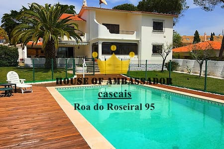 House of ambassador - Cascais