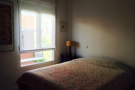 Habitación con baño privado, centro ciudad - Wohnung