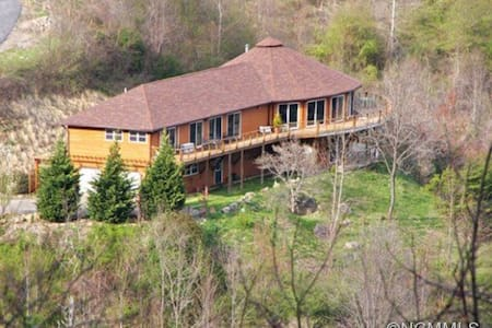 Big House, Big Views, Skiing-Winter Sports - Waynesville - House