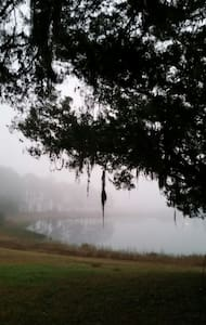Quite Lakefront home with private Apartment. - Lakás
