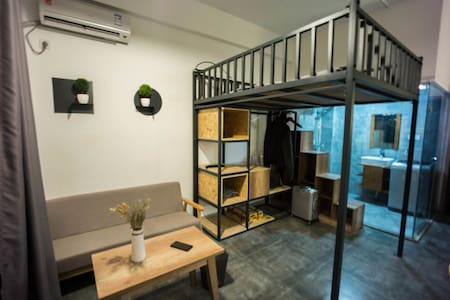郑州二七万达精致装修单人公寓 - Zhengzhou
