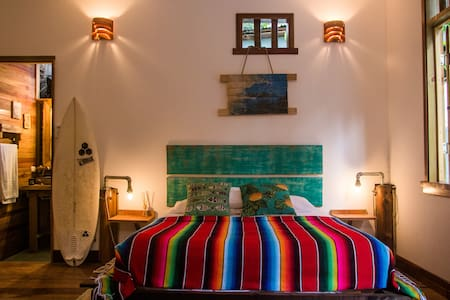 Private room w bathroom/Best surf location !!!! - Santa Teresa Beach